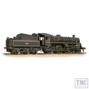 32-359A Bachmann OO Gauge BR Std Class 4MT Tank 80092 BR Black