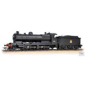 31-127 Bachmann OO Gauge 3000 Class (ROD) 2-8-0 3023 BR Black Early Emblem