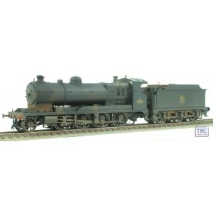31-128 Bachmann 3000 Class (ROD) 3036 BR Black Early Emblem Weathered By TMC Real Coal Parts Pack & Tender Tools