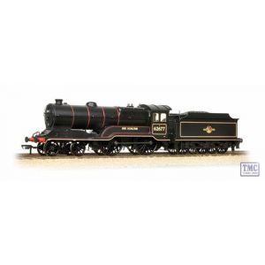 31-136DC Bachmann OO/HO Scale Class D11/2 62677 'Edie Ochiltree' BR Black Late Crest (DCC On Board)