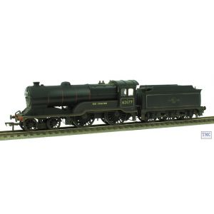 31-136DC Bachmann OO/HO Class D11/2 62677 'Edie Ochiltree' BR Black Late Crest DCC fitted Weathered by TMC