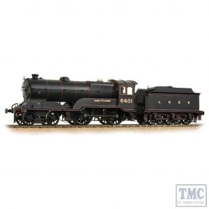 31-137A Bachmann OO Gauge LNER D11/2 6401 'James Fitzjames' LNER Lined Black
