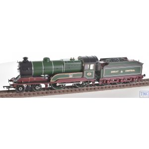 31-146A Bachmann OO Gauge GCR 11F (D11/1) 62667 'Somme' BR Lined Black (Early Emblem)