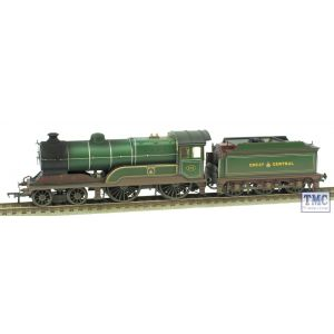 31-147 Bachmann OO Gauge Class D11/1 4-4-0 Mons 501 GCR Green Real Coal & Weathered by TMC