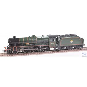 31-150X Bachmann OO Gauge Jubilee 45682 Trafalgar BR Green E/Emb Ltd Ed with Wooden Box Coal Crew & Glossed by TMC (Pre-owned)