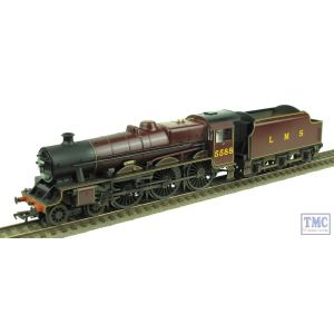 31-187DS Bachmann OO Gauge Jubilee 5588 'Kashmir' LMS Crimson *DCC Sound* Real Coal Nameplates Glossed & Weathered by TMC