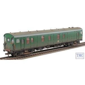 31-265 Bachmann OO/HO Scale Motor Luggage Van (MLV) BR (SR) Green Weathered by TMC (Pre-Owned)