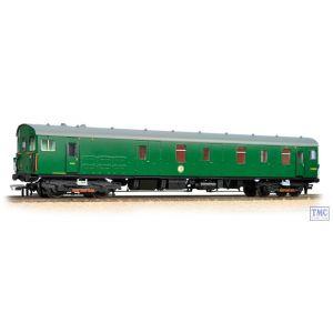 31-265 Bachmann OO Gauge Motor Luggage Van (MLV) BR (SR) Green