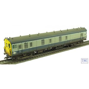 31-267 Bachmann OO/HO Class 419 Motor Luggage Van (MLV) S68009 BR Blue & Grey Weathered by TMC