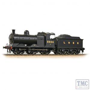 31-318A Bachmann OO Gauge GCR Robinson J11 5954 LNER Black (LNER Original)