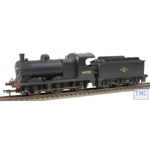 31-320DC Bachmann Robinson Class J11 64325 BR Black L/Crest Real Coal (DCC On Board) Weathered By TMC