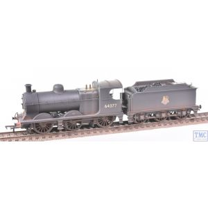 31-321DS Bachmann OO Gauge GCR Robinson J11 64377 BR Black E/Emb *Sound Fitted* Real Coal & Deluxe Weathering by TMC