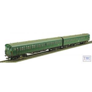 31-379 Bachmann OO Gauge 2EPB 2 Car EMU 5771 BR Green Weathered by TMC