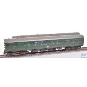 31-390 Bachmann OO Gauge Class 414 2-HAP 2-Car EMU 6061 BR (SR) Green