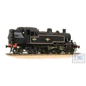 31-441DC Bachmann OO Gauge Ivatt Class 2MT 2-6-2 Tank 41291 BR Lined Black L/Crest (DCC
