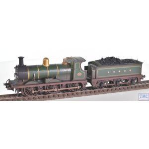 31-460A Bachmann OO Gauge SE&CR C Class 583 SE&CR Lined Green (Original)