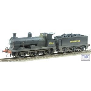 31-461A Bachmann OO Gauge C Class 0-6-0 1294 Southern Railway Black Real Coal & Weathered by TMC