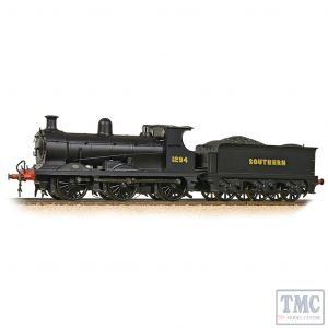 31-461A Bachmann OO Gauge SE&CR C Class 1294 SR Black (Sunshine)