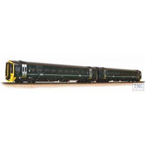 31-519 Bachmann OO Gauge Class 158 2-Car DMU 158766 GWR Green (FirstGroup)