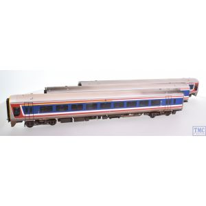 31-520SF Bachmann OO Gauge Class 159 3-Car DMU 159013 BR Network SouthEast (Revised) - Sound Fitted