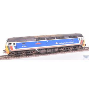 31-654 Bachmann OO Gauge Class 47/4 47576 Kings Lynn Network SouthEast Nameplates Fitted & Weathered by TMC