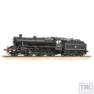 31-691 Bachmann OO Gauge LMS 5MT 'Stanier Mogul' 42969 BR Lined Black (Early Emblem)