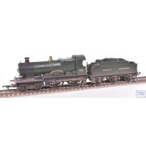 31-728 Bachmann OO GWR 3700 Class 3708 Killarney Great Western Green Nameplates/Crests Fitted Real Coal & Weathered by TMC