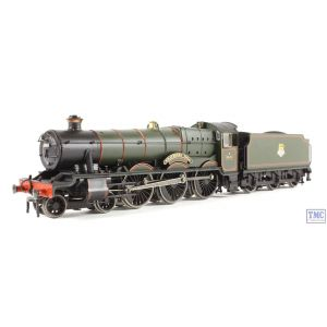 31-778 Bachmann OO/HO Scale Modified Hall 'Wraysbury' with Fitted Lamps and Footplate Crew (Pre-owned)