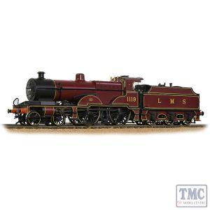 31-934 Bachmann OO Gauge LMS 4P Compound 1119 LMS Crimson Lake (LMS)