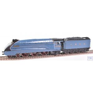 31-961 Bachmann OO Gauge A4 4-6-2 60022 'Mallard' BR Lined Green Crew Real Coal & TMC Weathered Pre Owned