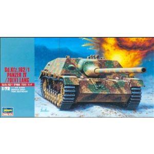 Hasegawa 1:72 Sd.Kfz.162/1 Panzer IV/70(V) Lang Kit No 31150 1:72 Scale (Pre owned)
