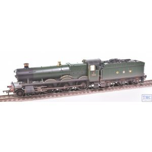 32-007 Bachmann OO Gauge GWR 49XX Dumbleton Hall 4920 GWR Green (GW Crest) Real Coal Plates Fitted & Weathered by TMC