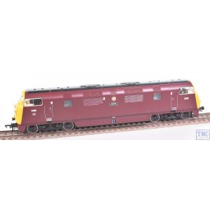 32-068 Bachmann OO Gauge Class 43 'Warship' D838 'Rapid' BR Maroon (Full Yellow Ends)