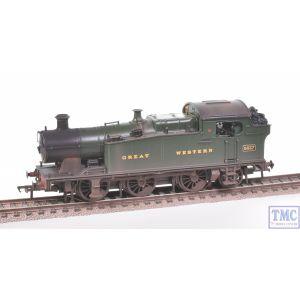 32-078 Bachmann OO Gauge Class 56XX Tank 5637 GWR Green Real Coal & Weathered by TMC
