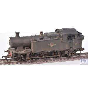 32-085 Bachmann OO Gauge Class 56XX 6639 BR Black Early Emblem