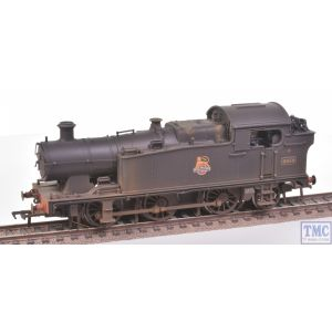 32-085 Bachmann OO Gauge Class 56XX 6639 BR Black E/Emb *DCC Sound Fitted* Coal Crew & Weathered by TMC