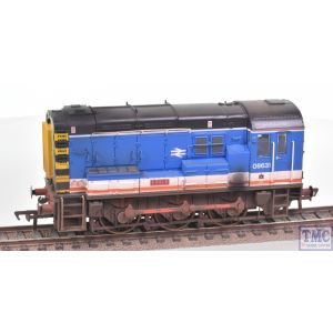 32-109 Bachmann OO Gauge Class 08 08631 'Eagle' BR Network SouthEast (Revised)