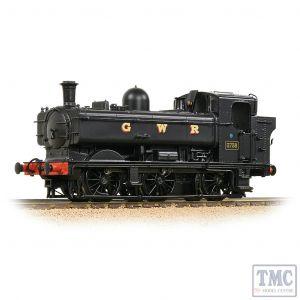 32-199 Bachmann OO Gauge GWR 8750 Pannier Tank 3738 GWR Black (GWR)