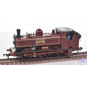 32-217 Bachmann OO Gauge Class 57xx Pannier Tank L.89 K.W.V.R. Crew Coal & Glossed by TMC (Pre-owned)