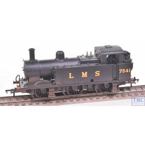 32-236 Bachmann OO Gauge LMS 3F 'Jinty' Tank 47619 BR Black (British Railways)