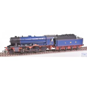 32-250 Bachmann OO Gauge WD Austerity 2-8-0 Sir Guy Williams 400 LMR Blue Coal Crew & Glossed by TMC (incl. Wooden box)(Pre-owne