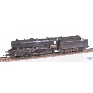 32-254A Bachmann OO Gauge WD Austerity 2-8-0 77003 LNER Plain Black Real Coal Tool Carrier & Extra Detail Weathering by TMC