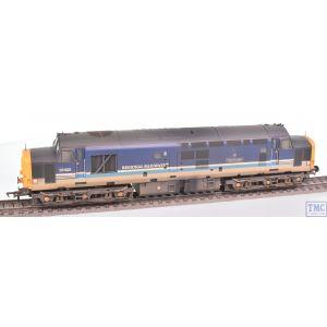 32-376A Bachmann OO Gauge Class 37/4 Refurbished 37422 'Robert F. Fairlie' BR Regional Railways - Weathered