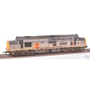 32-384Z Bachmann OO Gauge Class 37 Freight Transport Association 37672 Railfreight *DCC Sound* Deluxe Weathering by TMC (Pre-owned)