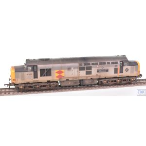 32-384Z Bachmann OO Gauge Class 37 FTA 37672 Railfreight *DCC Sound* Deluxe Weathering by TMC (Pre-owned)