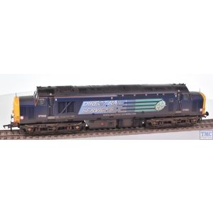 32-392 Bachmann OO Gauge Class 37/5 37688 Kingmoor TMD DRS Compass Nameplates Fitted & Weathered by TMC