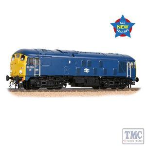 32-416 Bachmann OO Gauge Class 24/0 24035 Disc Headcode BR Blue