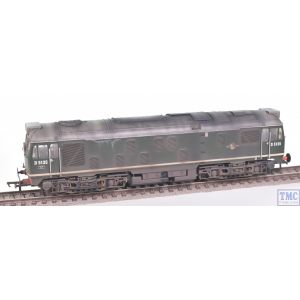 32-440SF Branchline OO Gauge Class 24/1 D5135 BR Green (Late Crest)