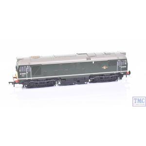 32-441SF Branchline OO Gauge Class 24/1 D5149 BR Green (Small Yellow Panels)
