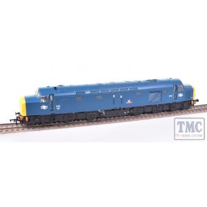 32-482ZSF Bachmann OO/HO Scale Class 40 D233 'Empress of England' BR Blue Indicator Discs DCC Sound Fitted